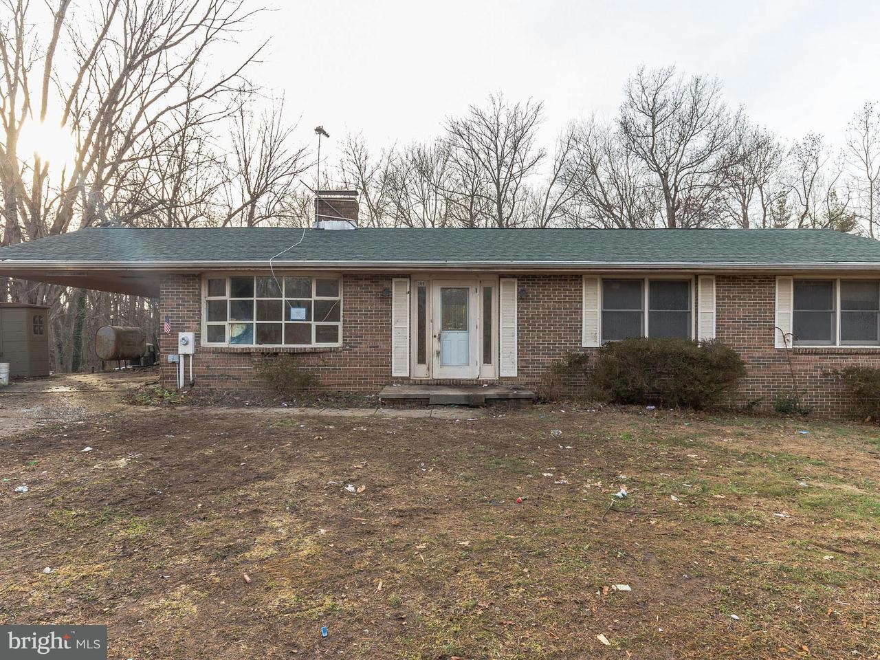Single Family for Sale at 369 Friendship Rd Friendship, Maryland 20758 United States