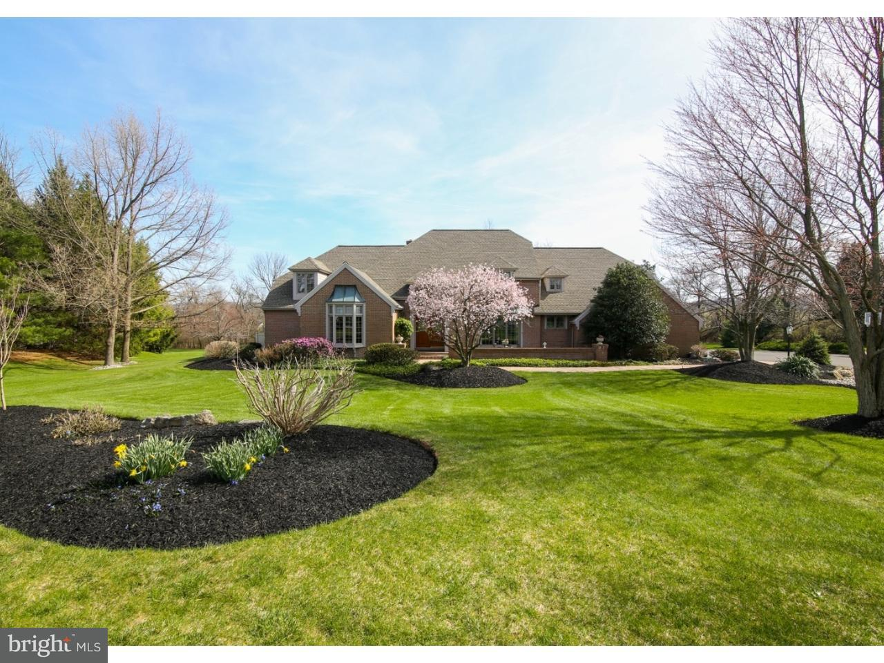 Single Family Home for Sale at 1740 DEER RUN Road Bethlehem, Pennsylvania 18015 United States