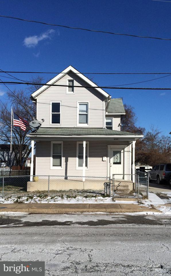 Single Family for Sale at 4707 Virginia Ave Baltimore, Maryland 21225 United States