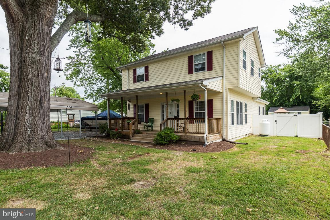 Single Family for Sale at 16416 Sycamore Dr Cobb Island, Maryland 20625 United States