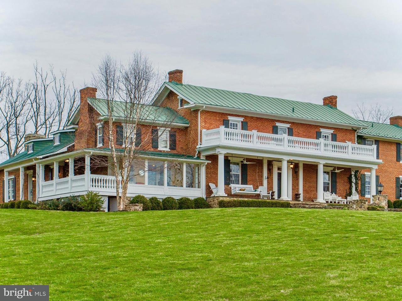 Farm for Sale at 1787 Light Horse Ln Delaplane, Virginia 20144 United States