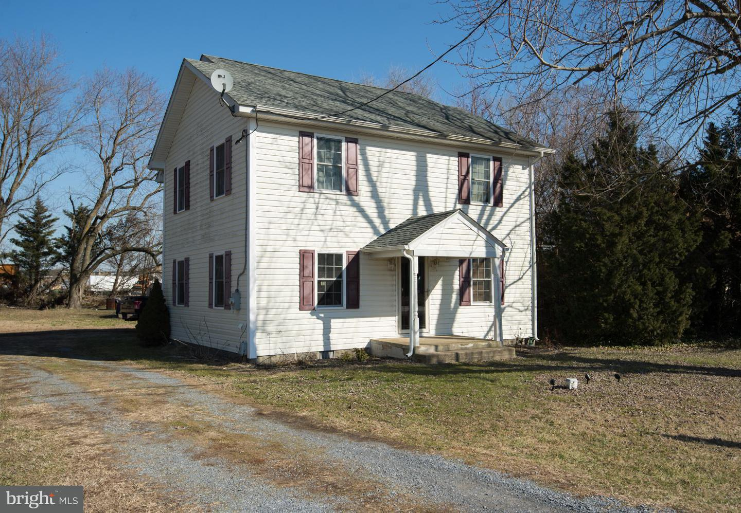 Single Family for Sale at 4810 East New Market-Rhodesdale Rd Rhodesdale, Maryland 21659 United States