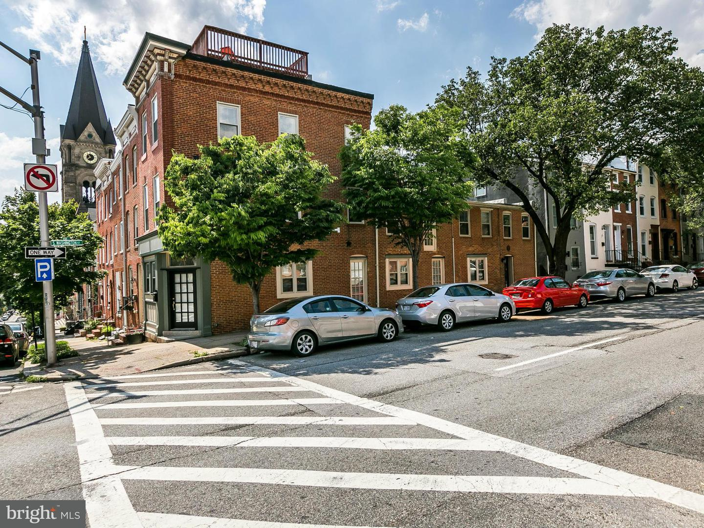 Single Family for Sale at 1944 Lombard St Baltimore, Maryland 21231 United States