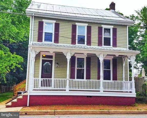 Single Family for Sale at 230 Main St Sharpsburg, Maryland 21782 United States