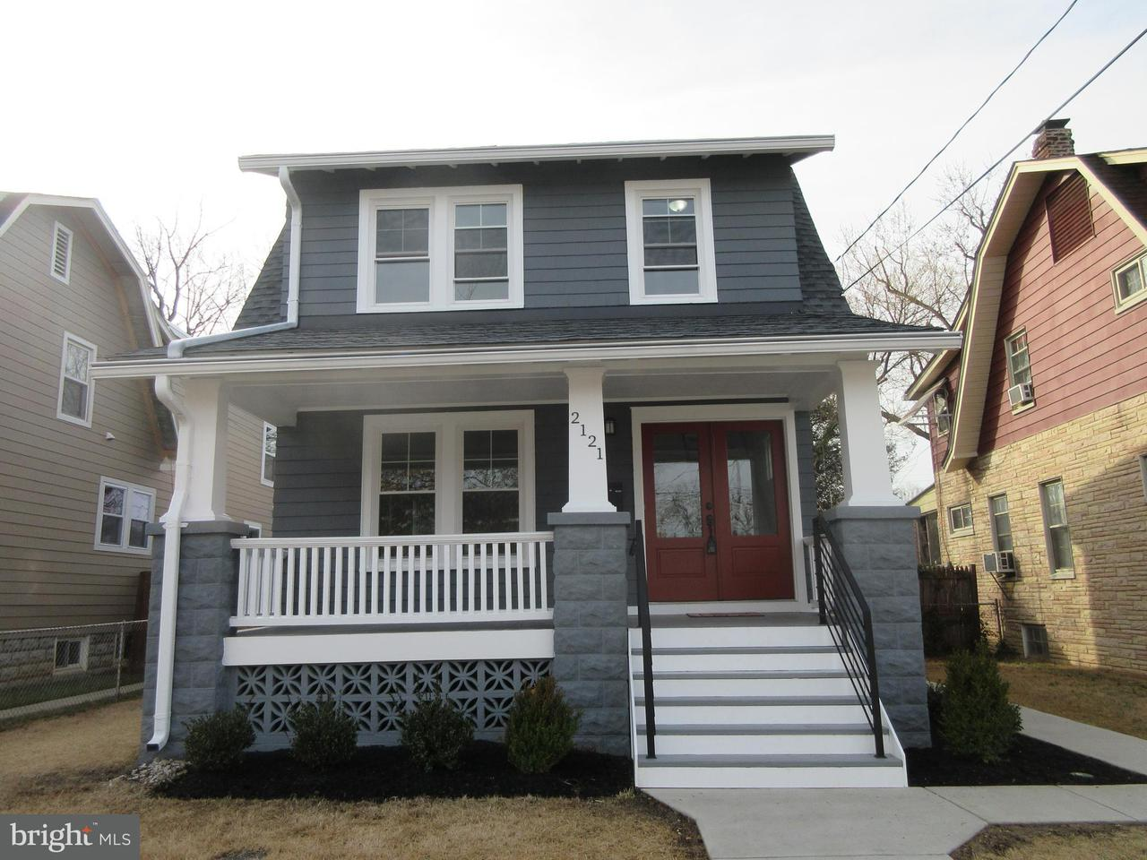 Single Family for Sale at 2121 Quincy St NE Washington, District Of Columbia 20018 United States
