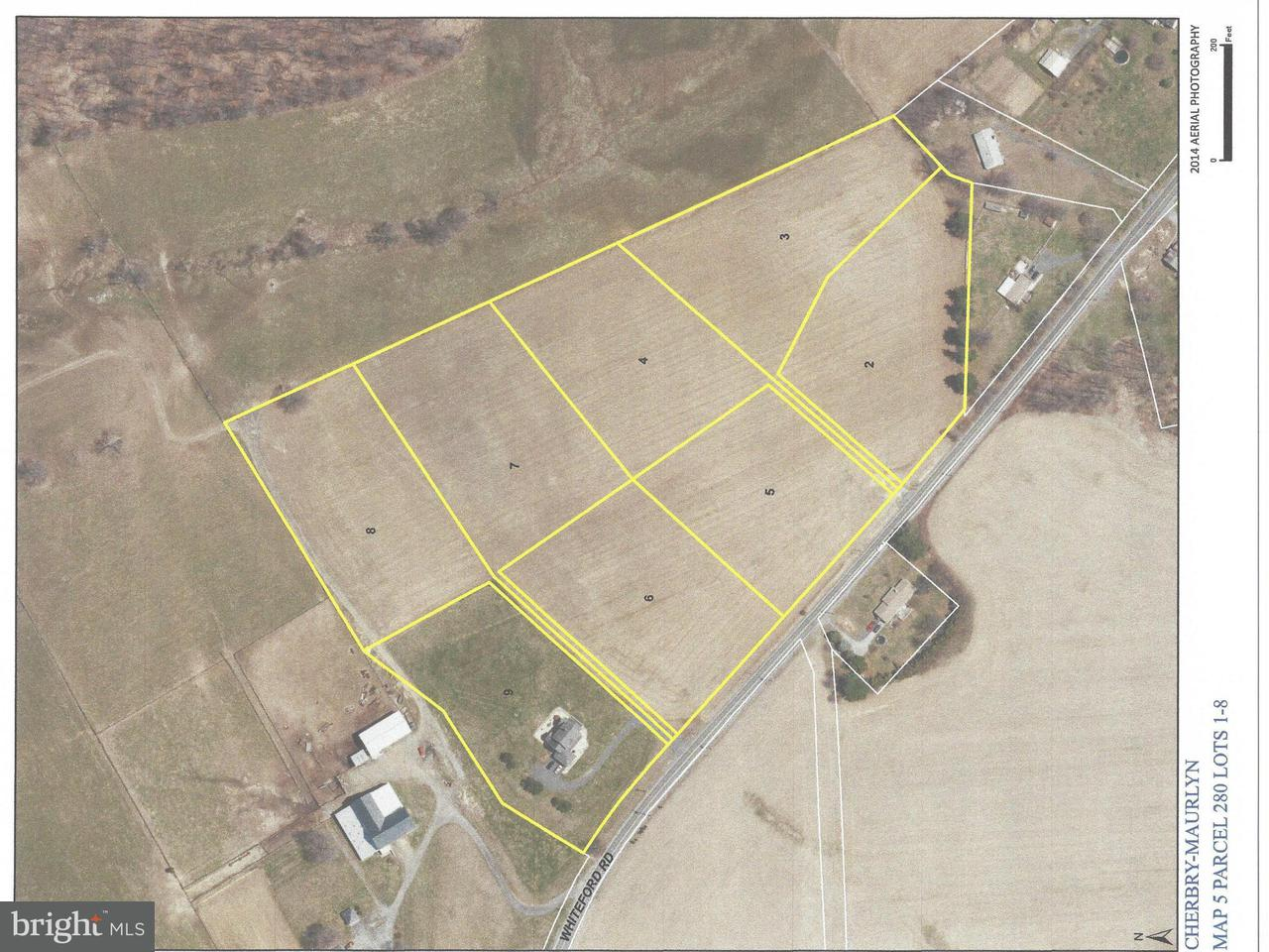 Land for Sale at 2537 Whiteford Rd Whiteford, Maryland 21160 United States