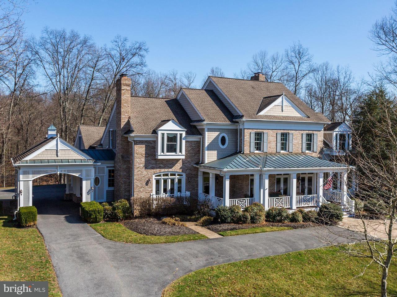 独户住宅 为 销售 在 2948 Hunt Valley Drive 2948 Hunt Valley Drive Glenwood, 马里兰州 21738 美国