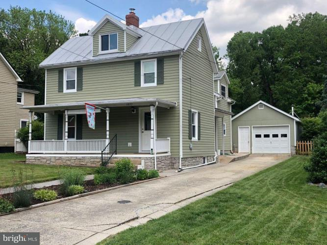 Single Family for Sale at 6832 Buckingham Ln Buckeystown, Maryland 21717 United States