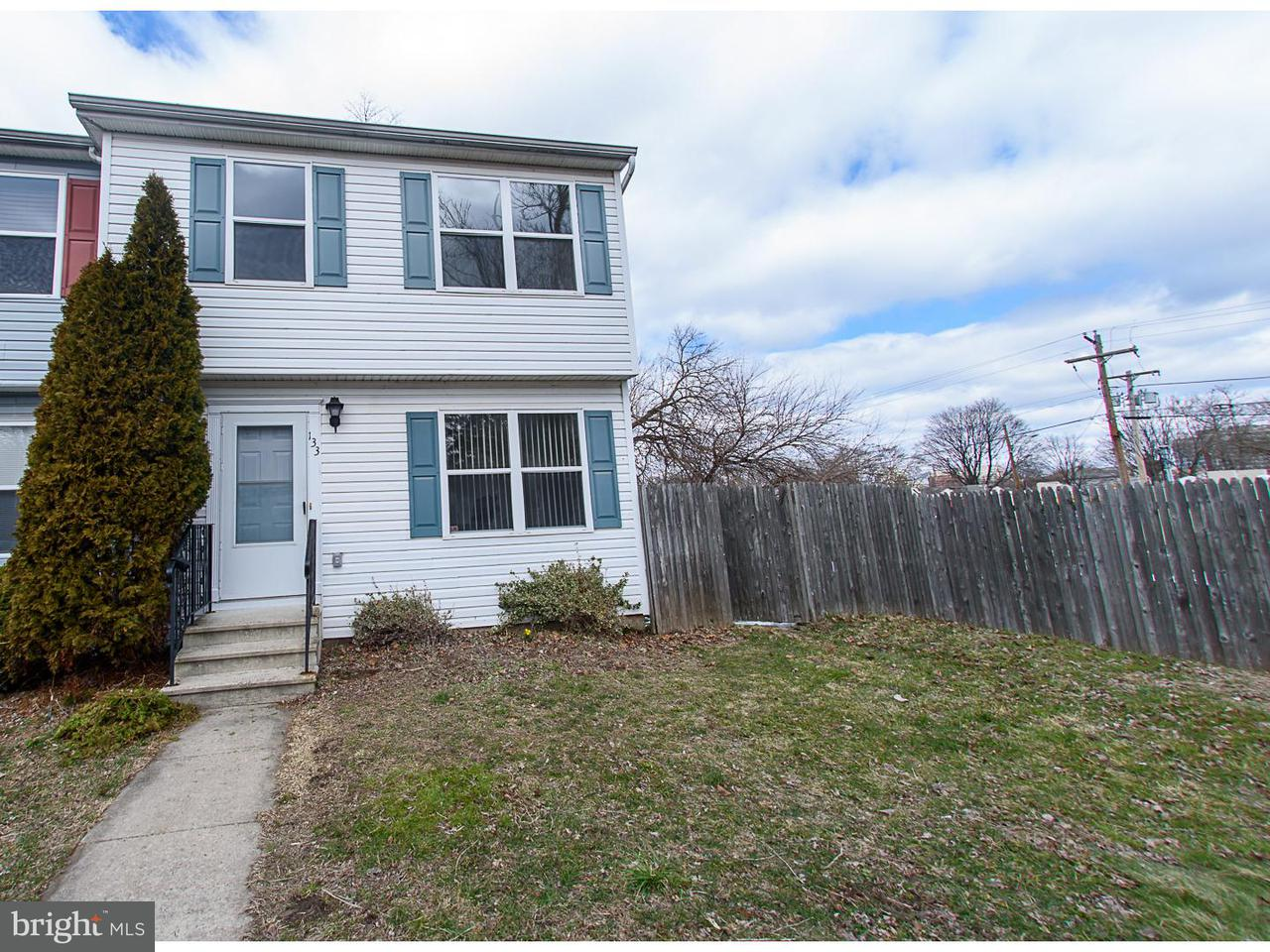 Townhouse for Rent at 133 CHAMBERS Street Morrisville, Pennsylvania 19067 United States