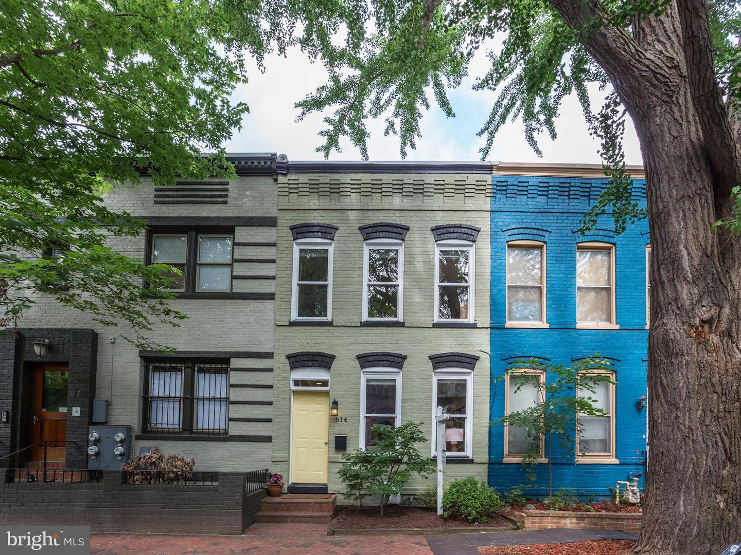 Single Family for Sale at 614 14th Pl NE Washington, District Of Columbia 20002 United States
