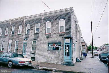 Photo of home for sale at 40 Streeper Street, Baltimore MD