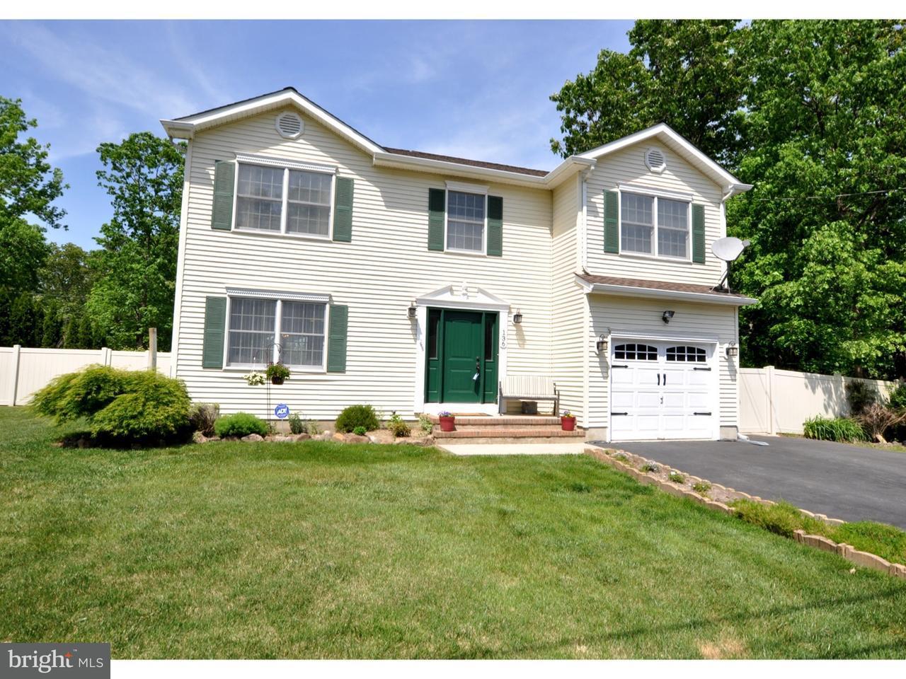 一戸建て のために 売買 アット 136 TULIP Street Browns Mills, ニュージャージー 08015 アメリカ合衆国