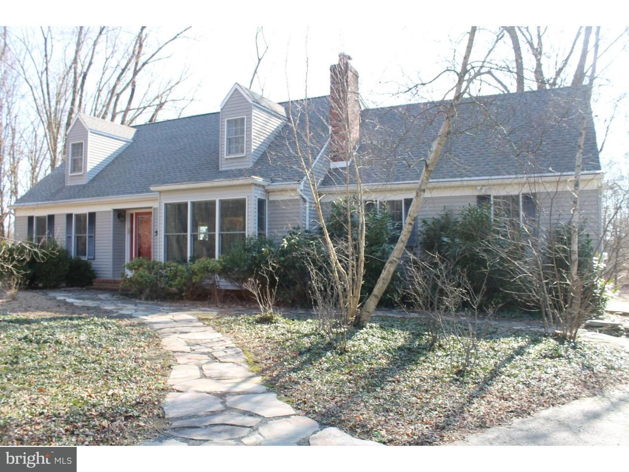 Maison unifamiliale pour l Vente à 5 ELEANOR Lane Roosevelt, New Jersey 08555 États-Unis
