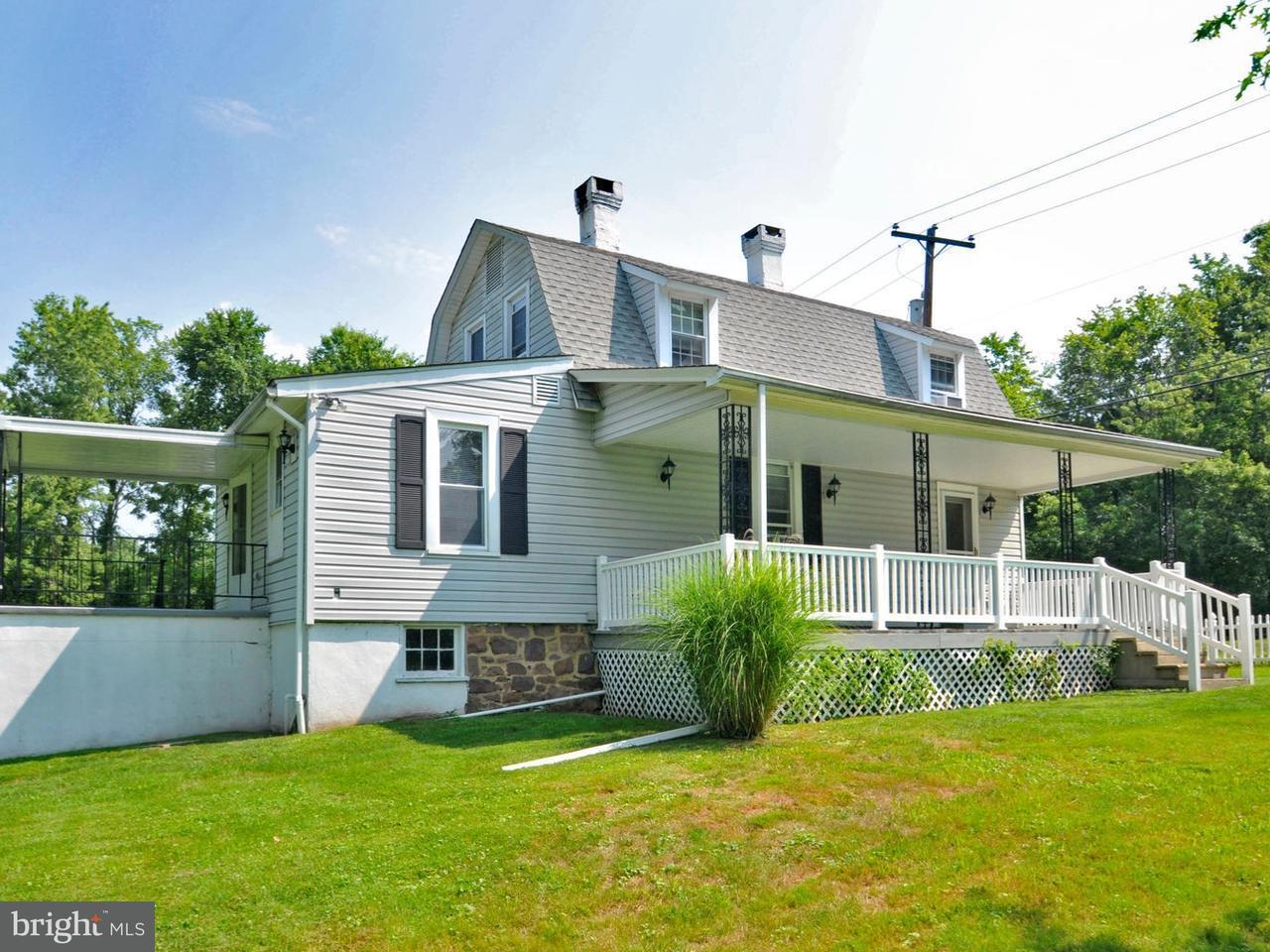 Casa Unifamiliar por un Alquiler en 941 LIMEKILN PIKE Ambler, Pennsylvania 19002 Estados Unidos
