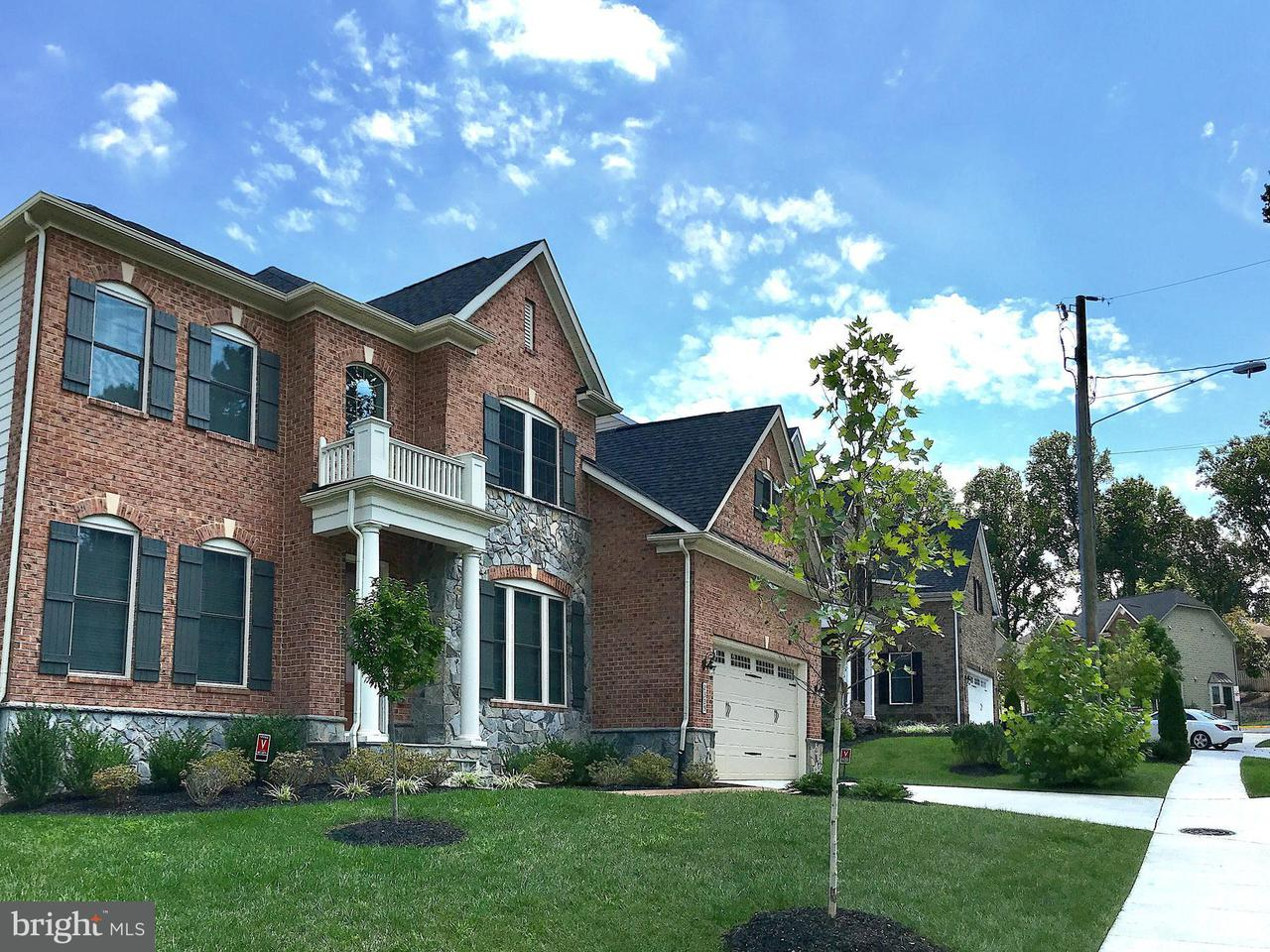 Single Family Home for Sale at 2325 Dale Drive 2325 Dale Drive Falls Church, Virginia 22043 United States