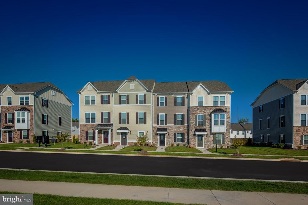 Single Family for Sale at Highgate Village #mozart E Halethorpe, Maryland 21227 United States