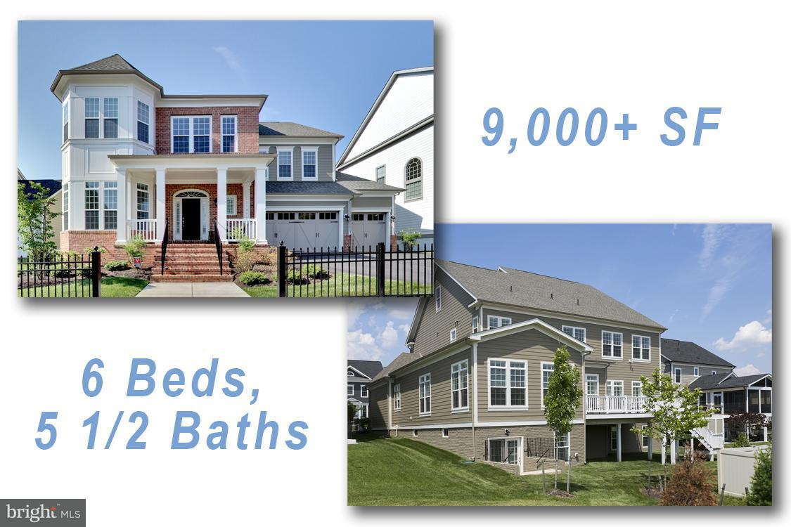 Частный односемейный дом для того Продажа на 11461 Iager Blvd 11461 Iager Blvd Fulton, Мэриленд 20759 Соединенные Штаты