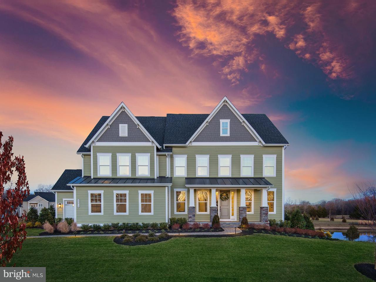 Частный односемейный дом для того Продажа на 2217 Jacob Way 2217 Jacob Way Gambrills, Мэриленд 21054 Соединенные Штаты