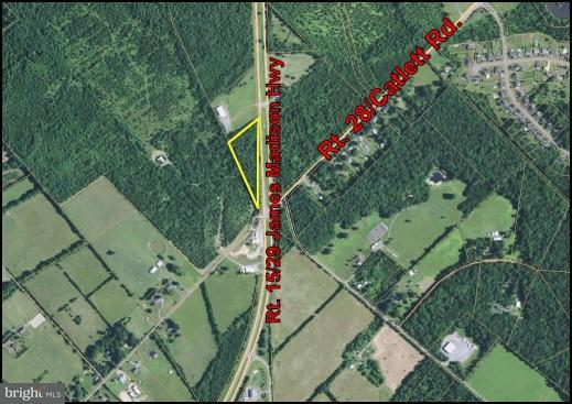 Land for Sale at James Madison Hwy James Madison Hwy Remington, Virginia 22734 United States