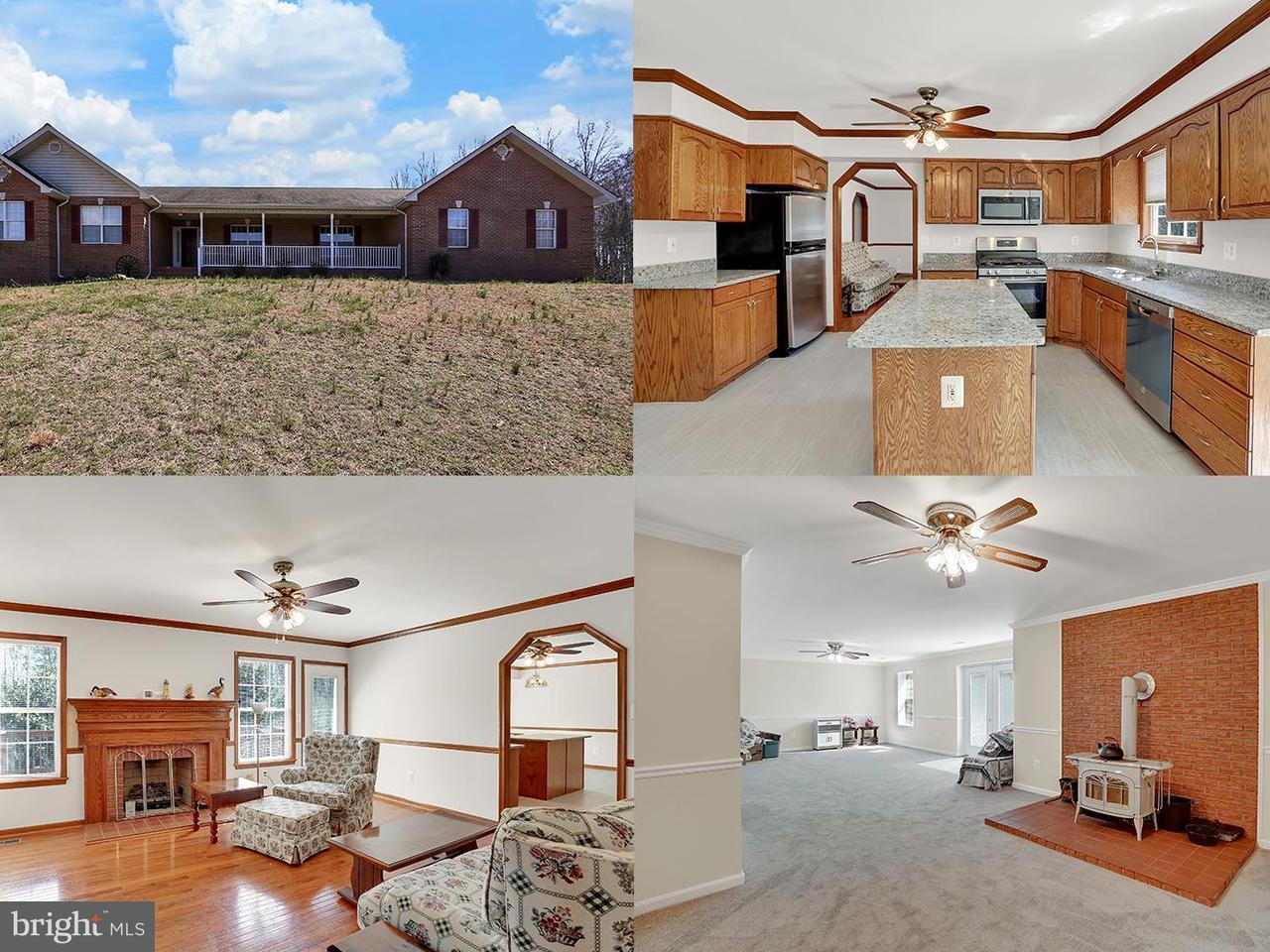 Частный односемейный дом для того Продажа на 6170 Ivy Hill Court 6170 Ivy Hill Court Hughesville, Мэриленд 20637 Соединенные Штаты