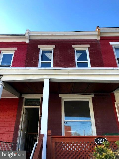 Single Family for Sale at 2922 Independence St Baltimore, Maryland 21218 United States