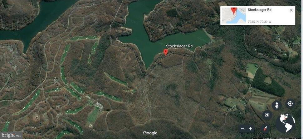 Land for Sale at Shingle Camp And Stockslager Mc Henry, Maryland 21541 United States