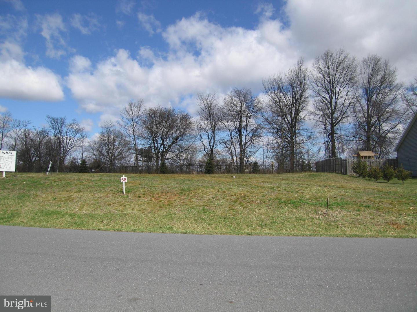 Land for Sale at 16734 Custer Ct Williamsport, Maryland 21795 United States