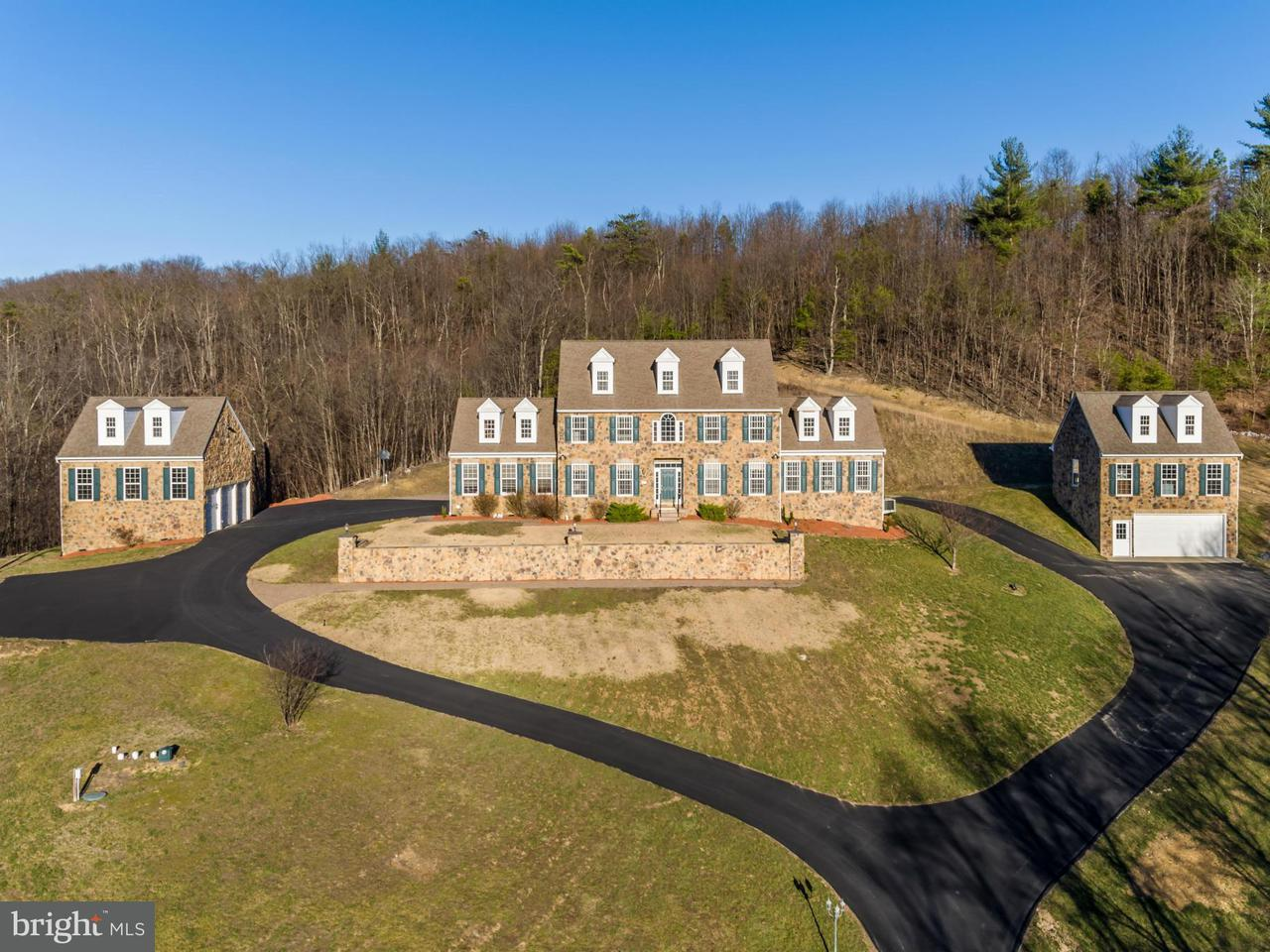 Single Family Home for Sale at 491 Star Tannery Road 491 Star Tannery Road Star Tannery, Virginia 22654 United States