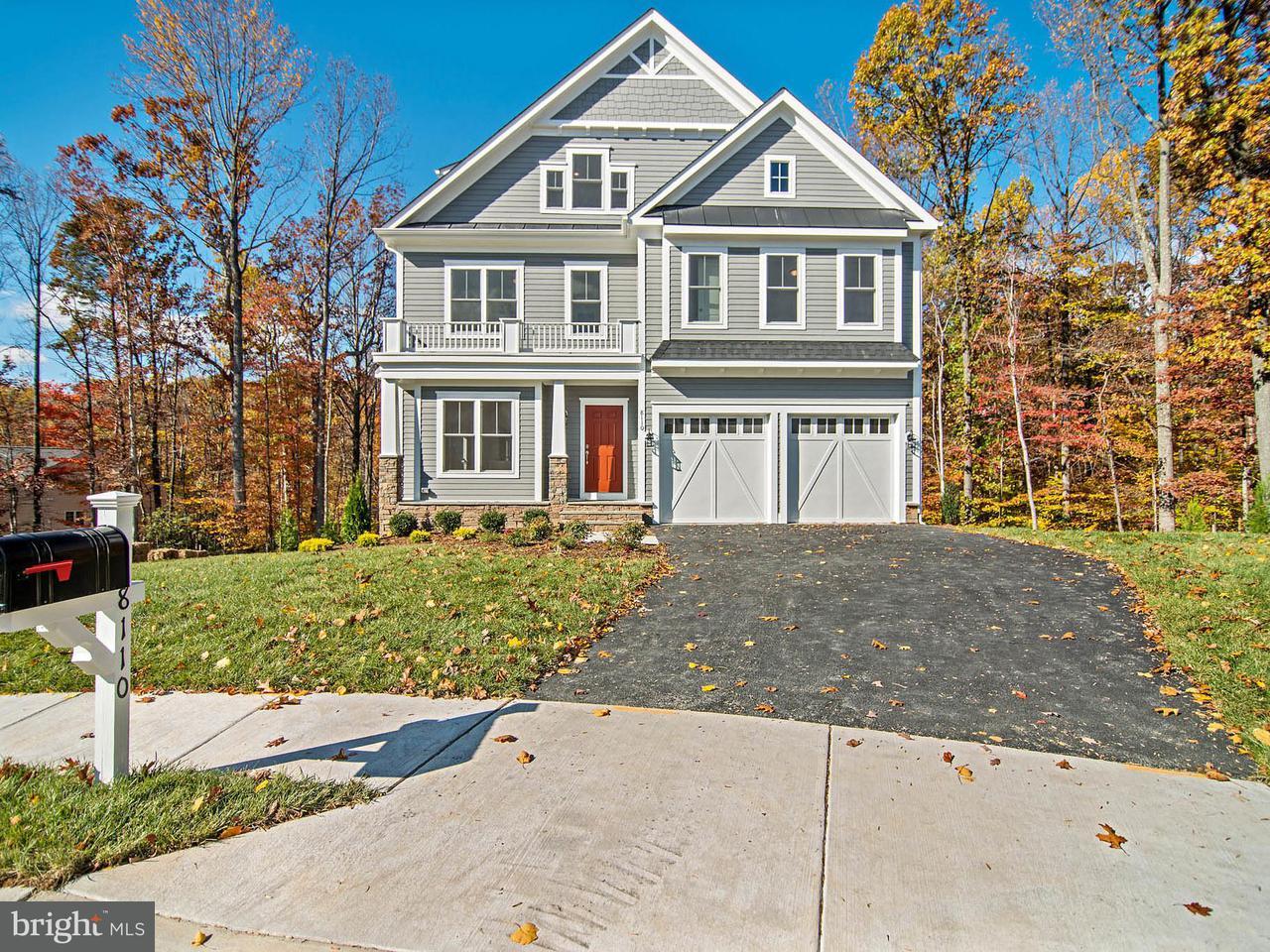 Μονοκατοικία για την Πώληση στο Asher Andrew Ct #3 Asher Andrew Ct #3 Springfield, Βιρτζινια 22153 Ηνωμενεσ Πολιτειεσ