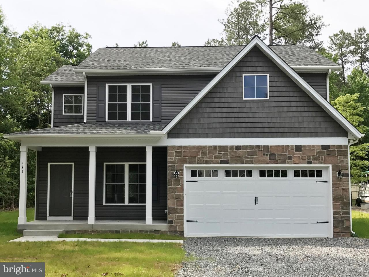 Single Family for Sale at 611 Lake Caroline Dr Ruther Glen, Virginia 22546 United States