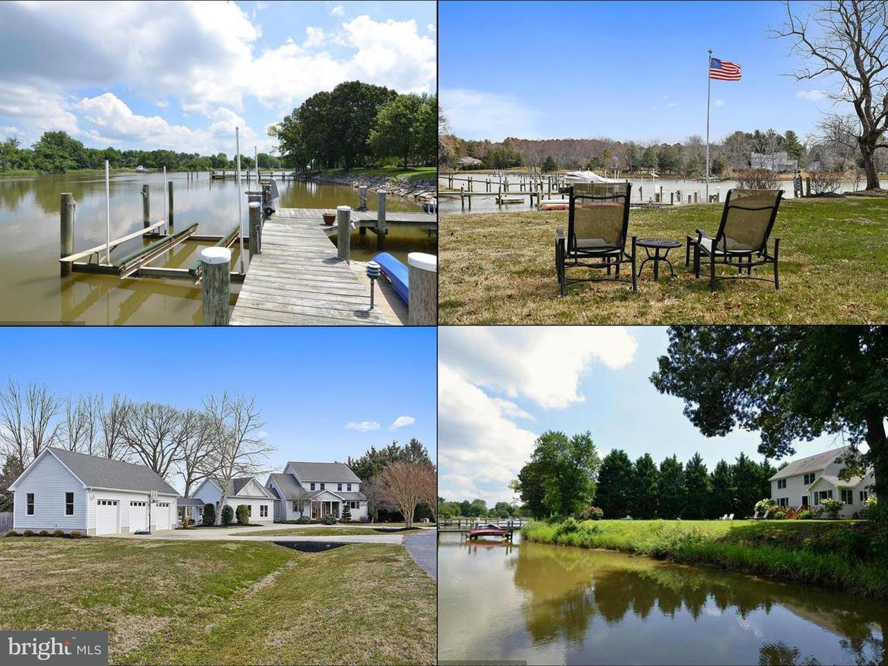 Villa per Vendita alle ore 1 Bateau Landing Lndg 1 Bateau Landing Lndg Grasonville, Maryland 21638 Stati Uniti