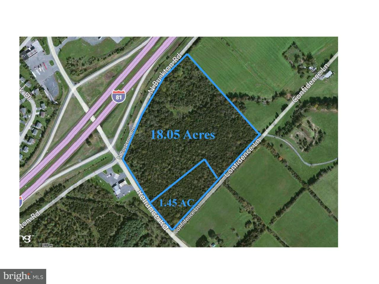 Land for Sale at Reliance Reliance Middletown, Virginia 22645 United States