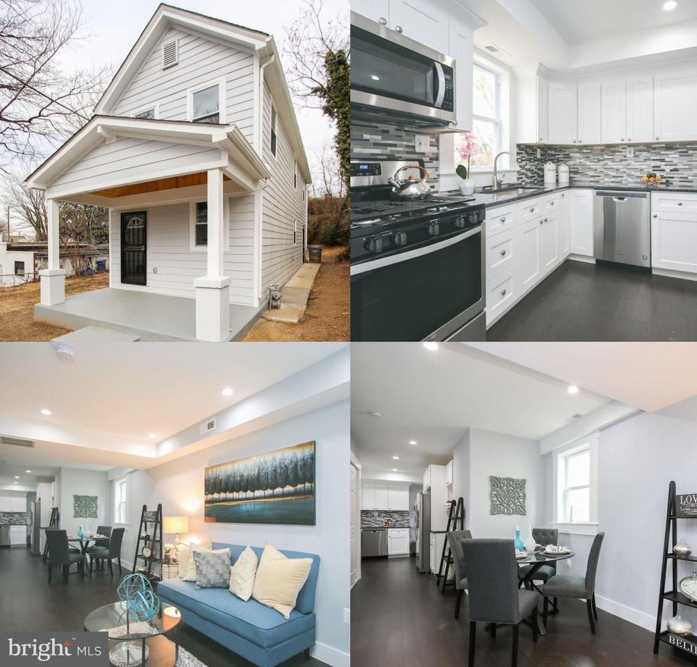 Single Family Home for Sale at 1614 Galen St Se 1614 Galen St Se Washington, District Of Columbia 20020 United States