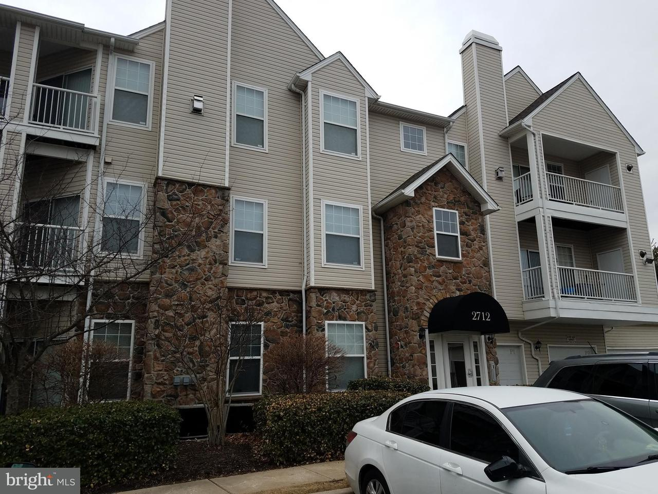 Condominium for Rent at 2712 Gresham Way #302 Windsor Mill, Maryland 21244 United States