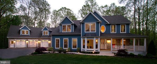 Single Family Home for Sale at 14852 Chestnut Court 14852 Chestnut Court Glenelg, Maryland 21737 United States