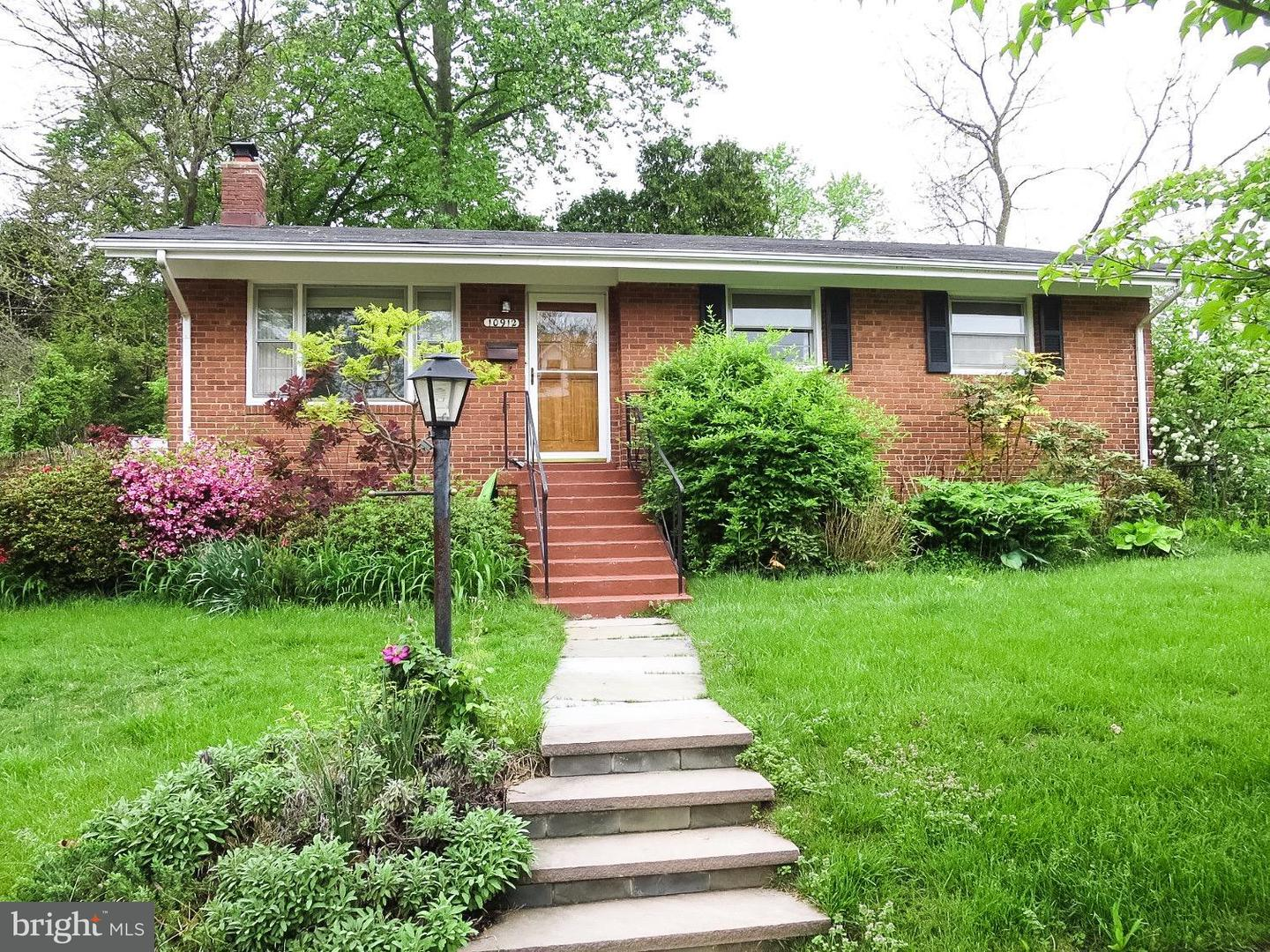 Other Residential for Rent at 10912 Orleans Way Kensington, Maryland 20895 United States