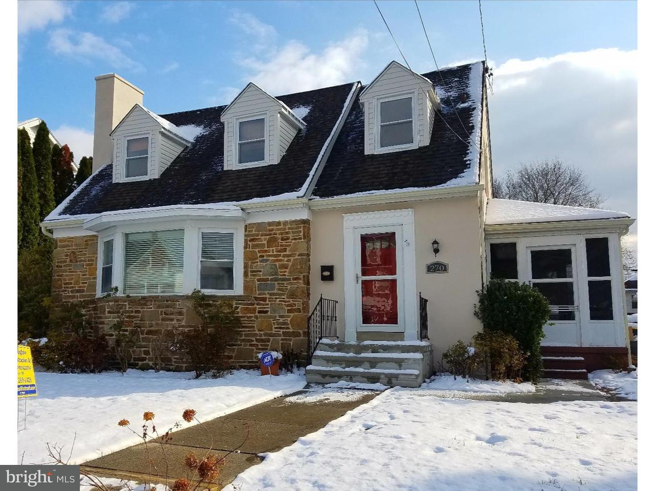 独户住宅 为 出租 在 270 HIGHLAND Avenue Downingtown, 宾夕法尼亚州 19335 美国