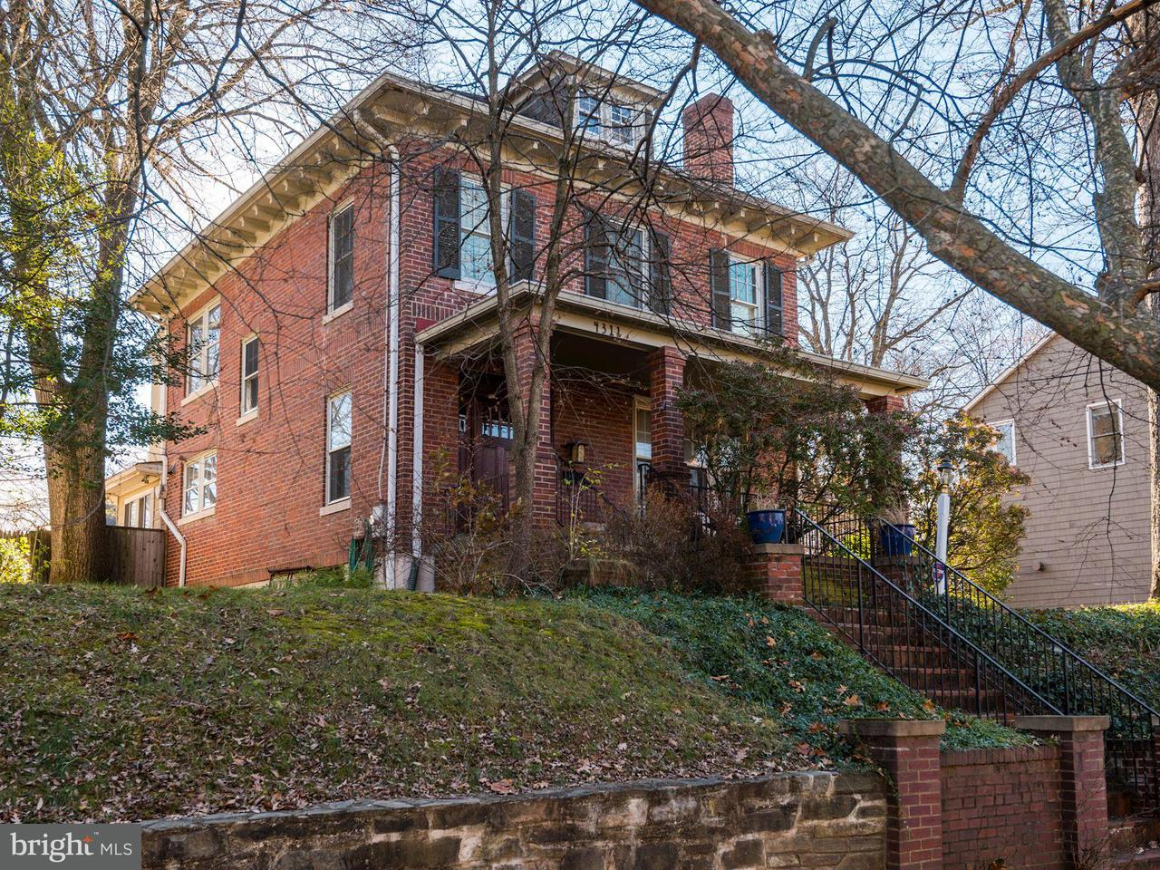 Single Family Home for Sale at 4311 Argyle Ter Nw 4311 Argyle Ter Nw Washington, District Of Columbia 20011 United States