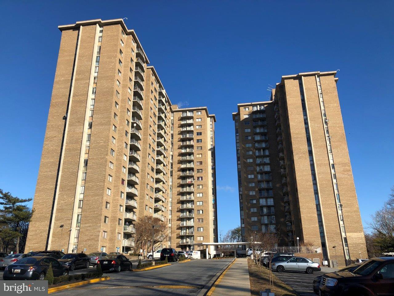 Condominium for Sale at 1836 Metzerott Rd #811 Adelphi, Maryland 20783 United States