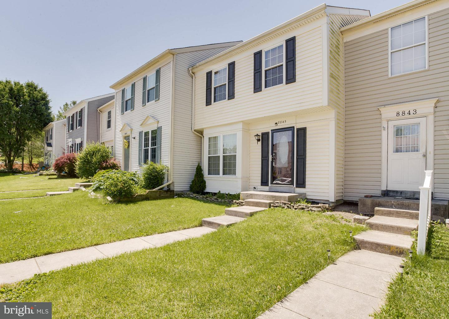 Other Residential for Rent at 8845 Green Needle Dr Nottingham, Maryland 21236 United States