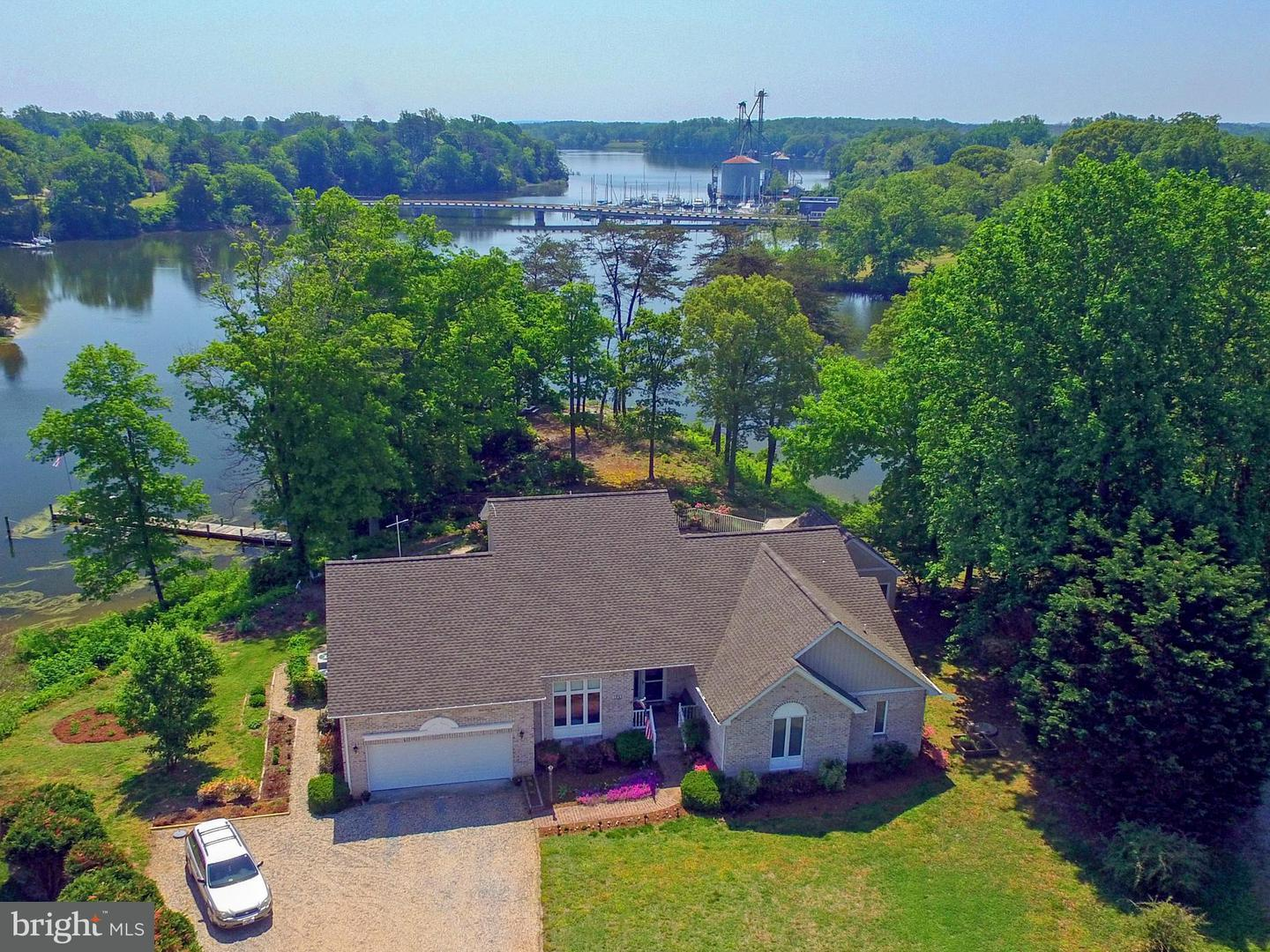 Single Family for Sale at 1255 Bancton Rd Kinsale, Virginia 22488 United States