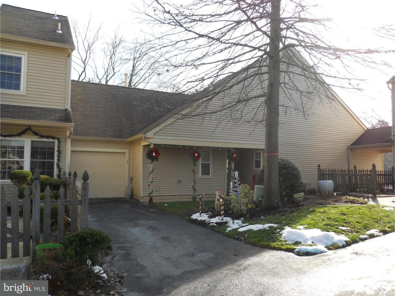 Townhouse for Rent at 87 WOODLAKE Drive Marlton, New Jersey 08053 United States
