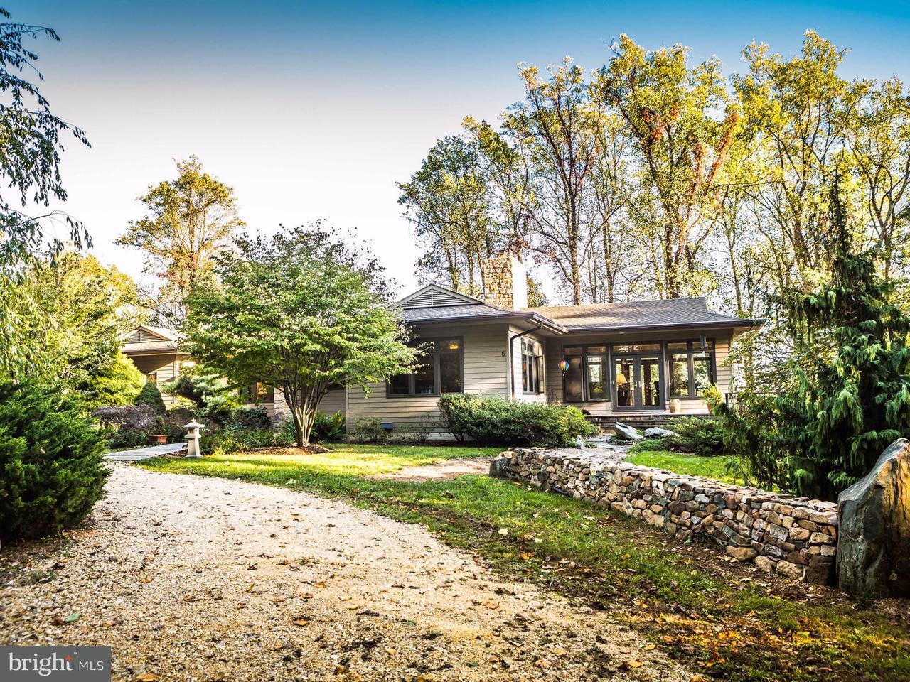 Частный односемейный дом для того Продажа на 6 Dahlgren Lane 6 Dahlgren Lane Huntly, Виргиния 22640 Соединенные Штаты