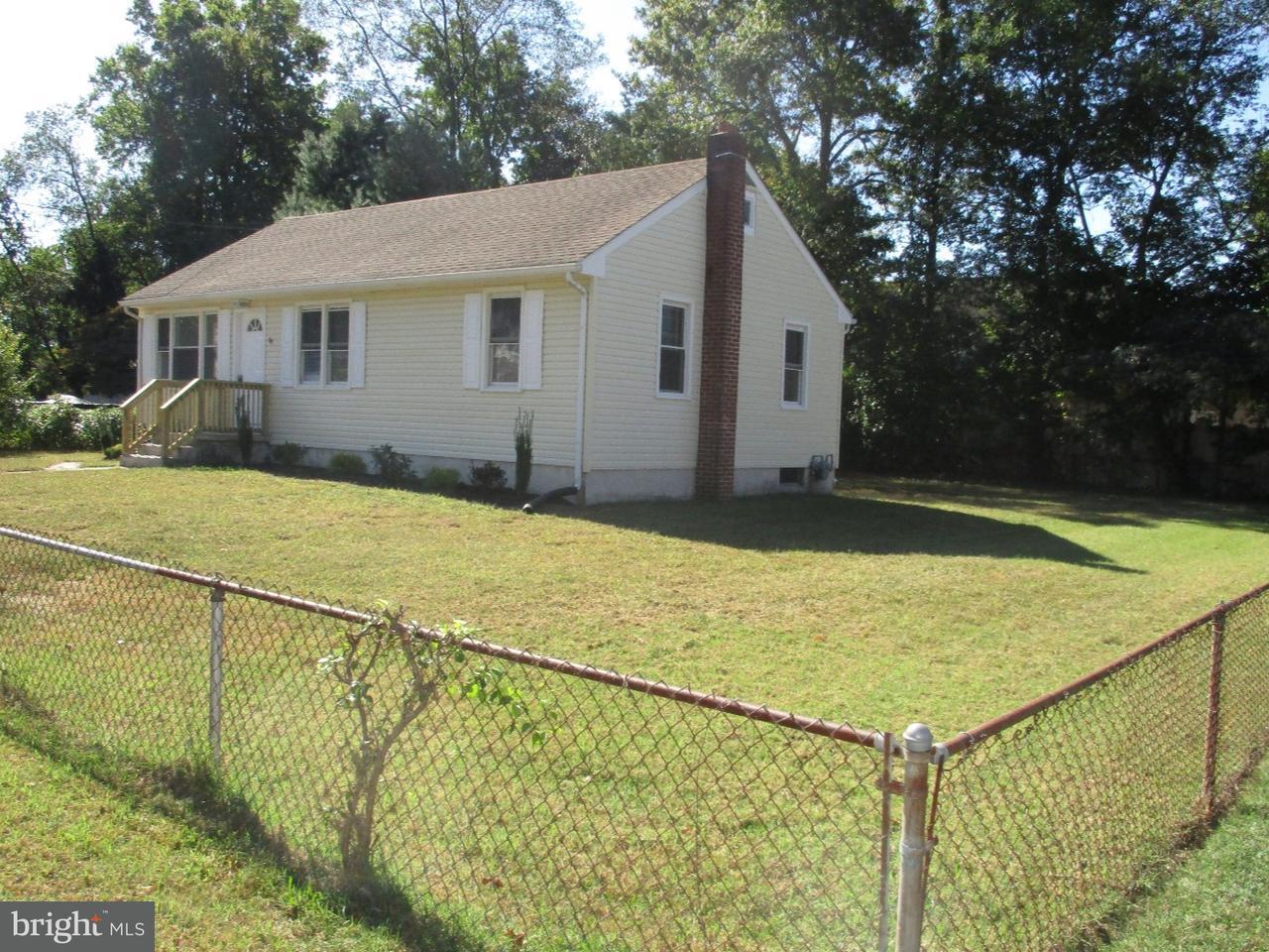 独户住宅 为 出租 在 89 RUTGERS Road Pennsville, 新泽西州 08070 美国