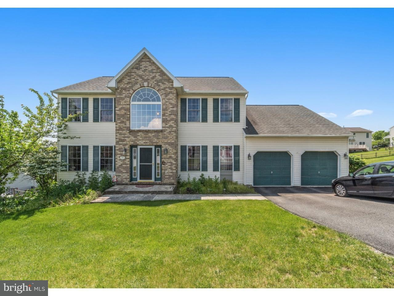 独户住宅 为 出租 在 109 KETTLE Lane Douglassville, 宾夕法尼亚州 19518 美国