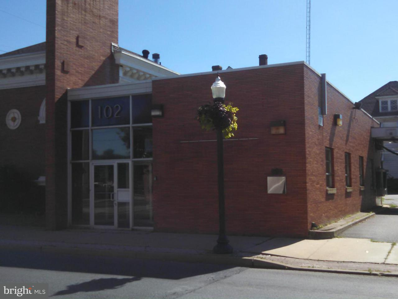 Commercial for Sale at 102 Main St Federalsburg, Maryland 21632 United States