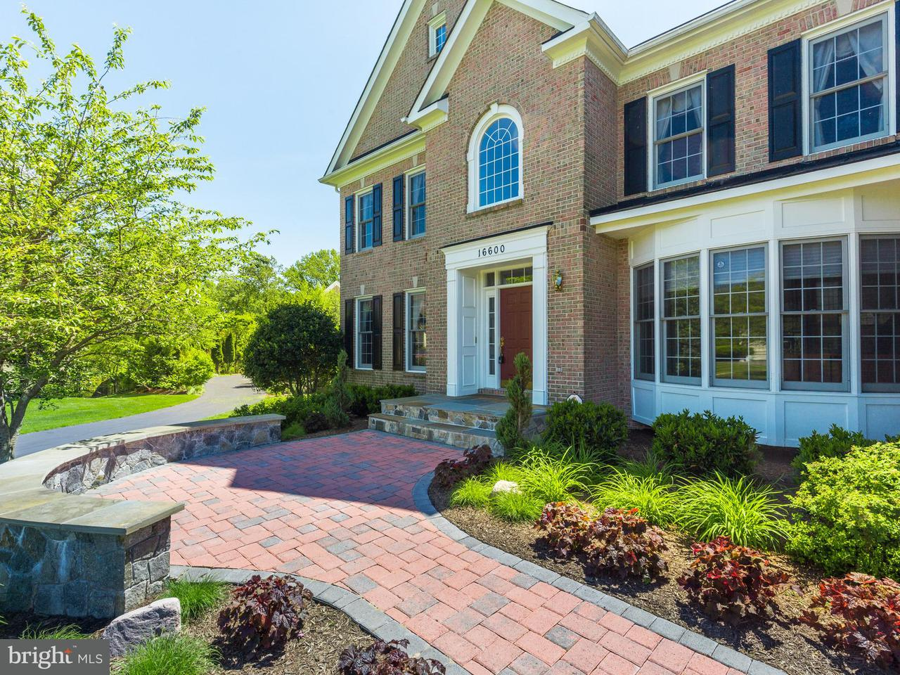 一戸建て のために 売買 アット 16600 Sea Island Court 16600 Sea Island Court Silver Spring, メリーランド 20905 アメリカ合衆国