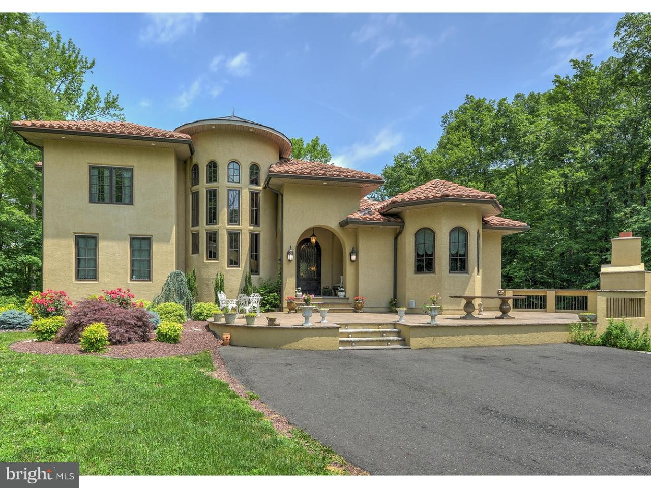 Single Family Home for Sale at 1208 JACKSONVILLE SMITHVILLE Springfield, New Jersey 08505 United States