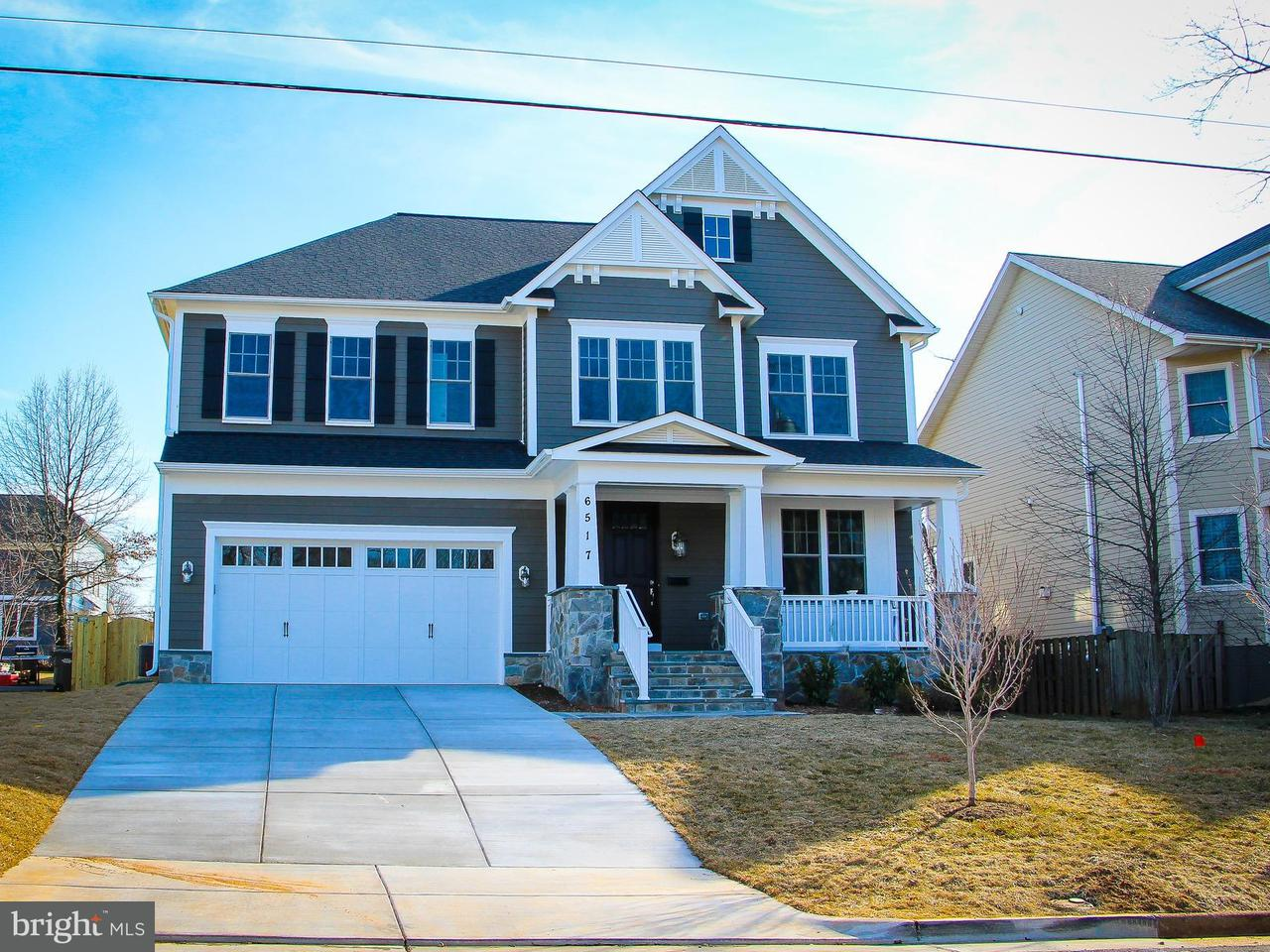 Single Family Home for Sale at 6517 Elmhirst Drive 6517 Elmhirst Drive Falls Church, Virginia 22043 United States