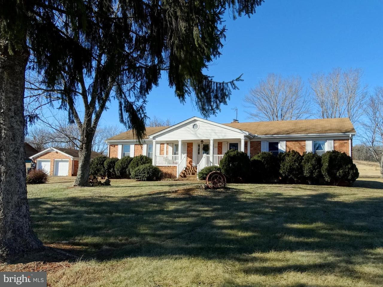 Single Family for Sale at 4155 W Hoover Rd Reva, Virginia 22735 United States